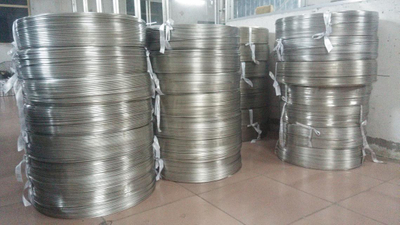 Astm A269 316 stainless steel coiled tube