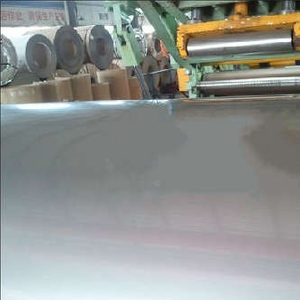 Stainless Steel Sheet (316 316L)