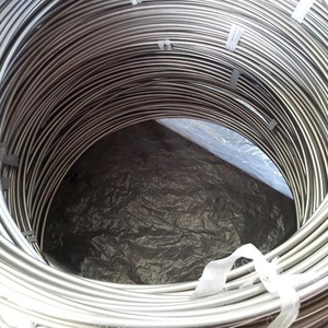 stainless steel coil tube