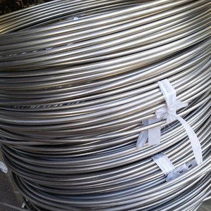ASTM A269 304l Stainless steel coiled tube